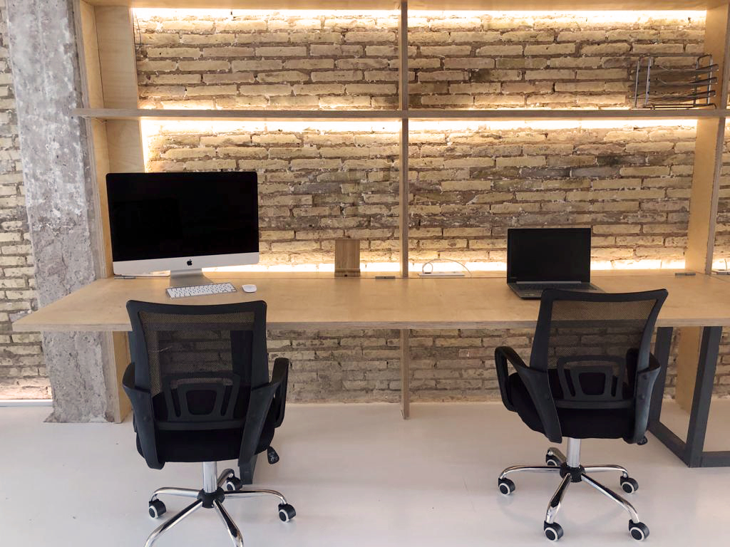 alquiler coworking valencia